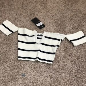 Dolls kill crop top size small/medium
